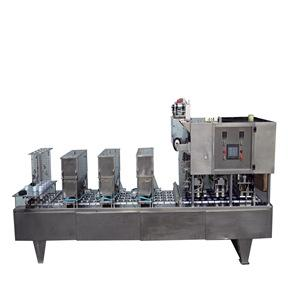 China Automatic multifunctional cup filling machine ice cream