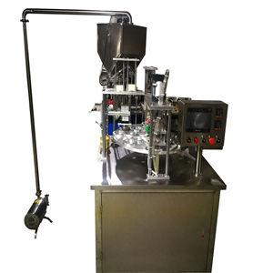 China cup water filling machine with auto water pump to tank