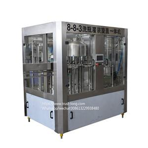 Guangzhou water filling machine 250 500ml 1500ml to Dubai