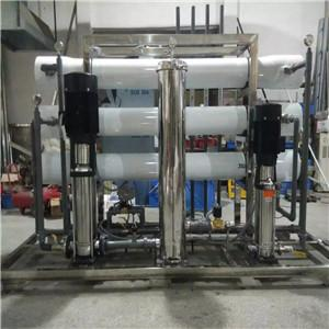 Guangzhou bottled water treatment plant